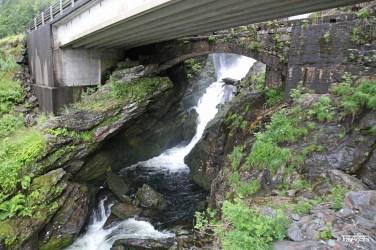 Vandalsfossen, Ryfylke, Norway