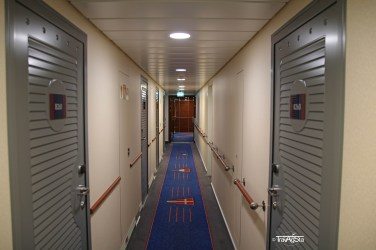 Ship Cruise, Denmark to Norway
