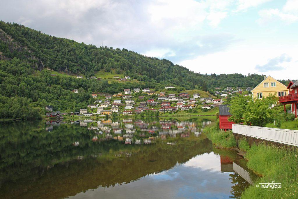Nordheimsund, Hardangerfjord, Norway