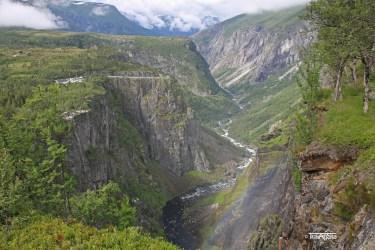 Vøringfossen, Eidfjord, Norway