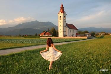 Near Ljubljana, Slovenia