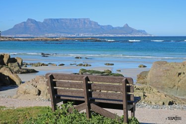 Bloubergstrand, Cape Town, South Africa