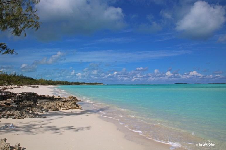 Coco Plum Beach, Great Exuma, The Bahamas