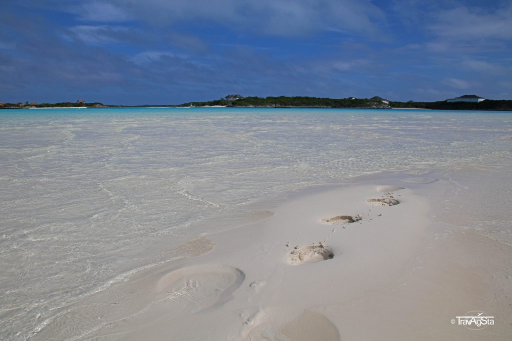 Sandbank, Exumas, The Bahamas