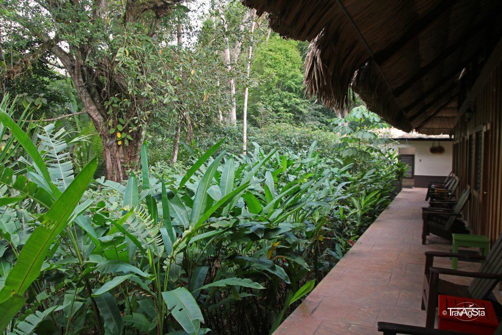 Hotel Jungle Lodge, Tikal, Guatemala