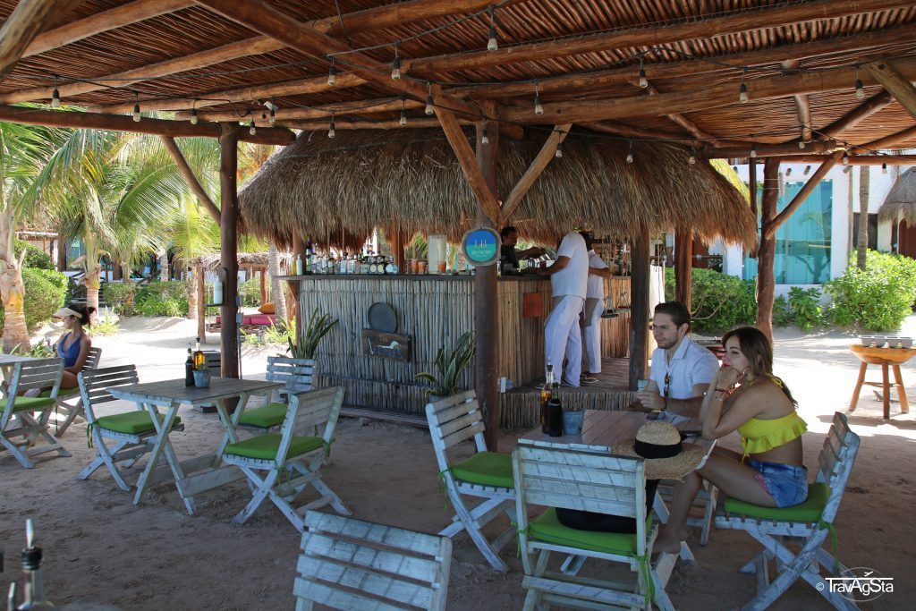 Villa Flamingos, Isla Holbox, Mexico