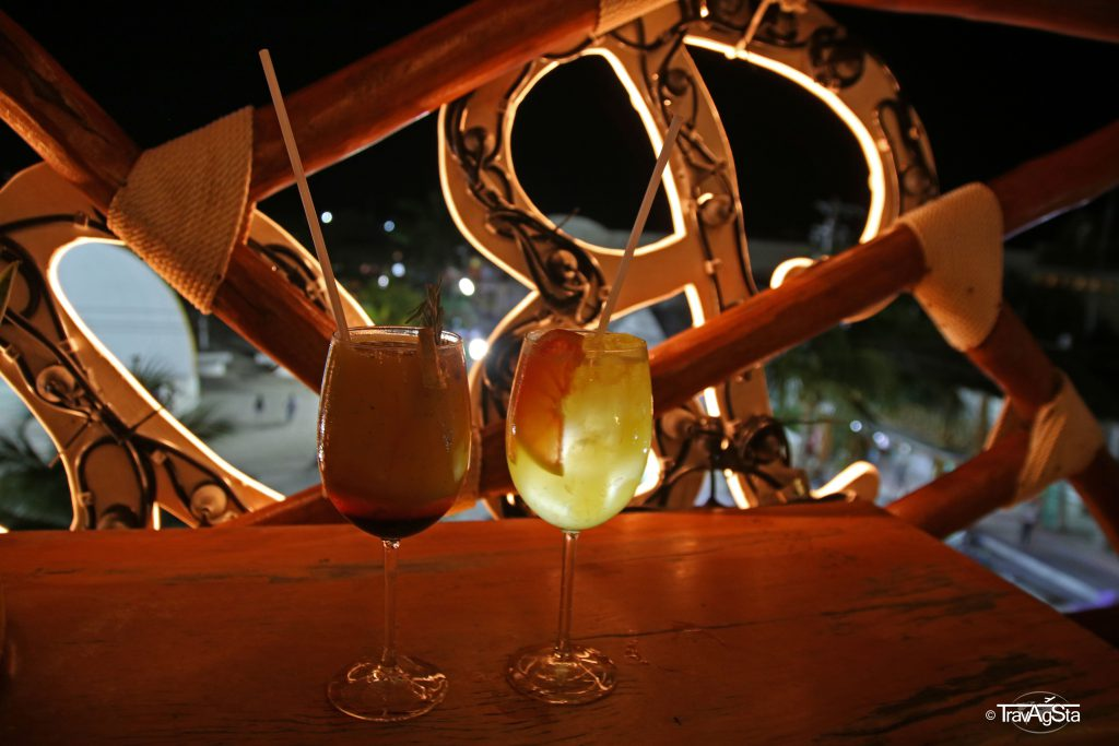 Arena Lounge Bar, Isla Holbox, Mexico
