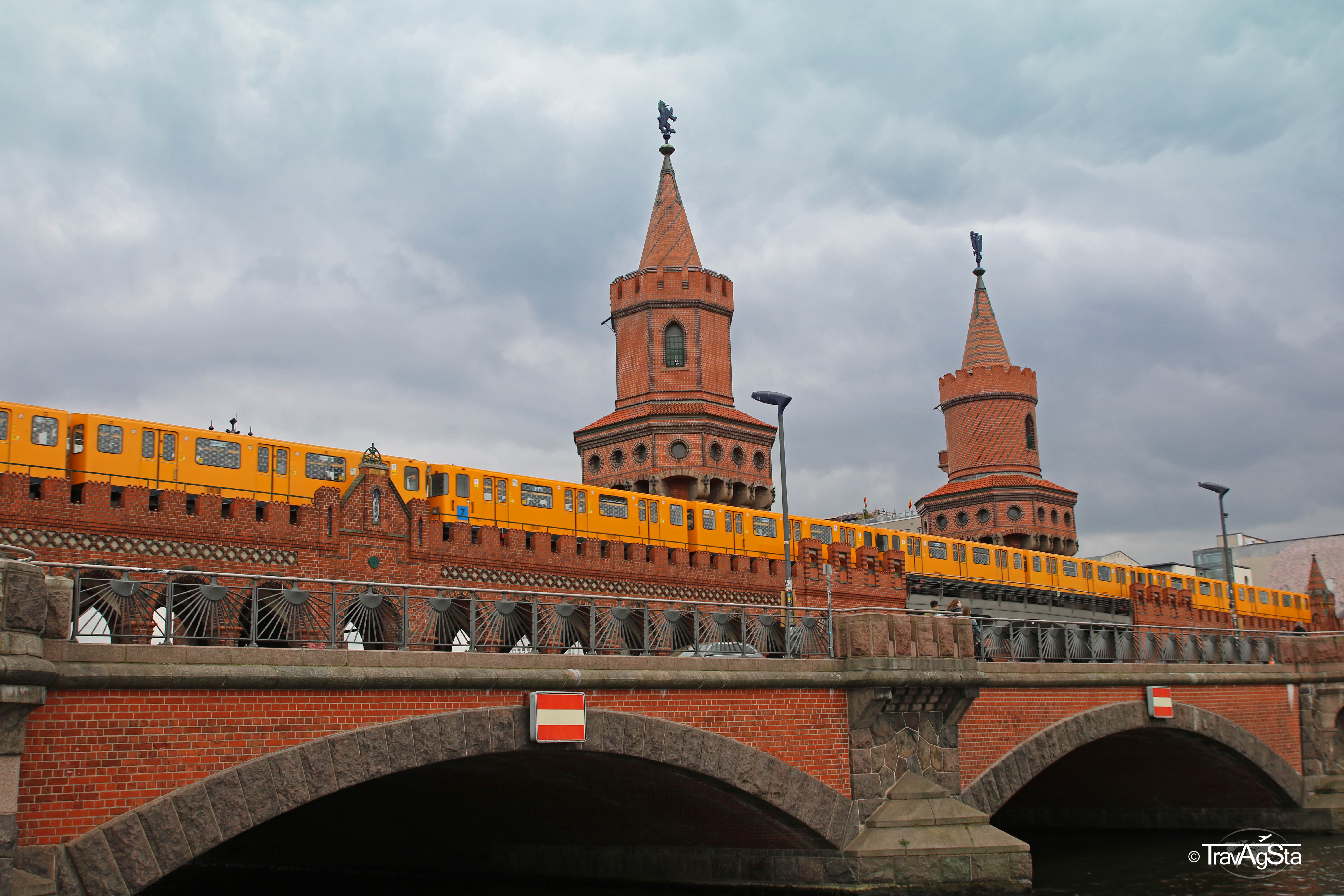 Berlin by day and night – visiting the Capital City for a weekend!