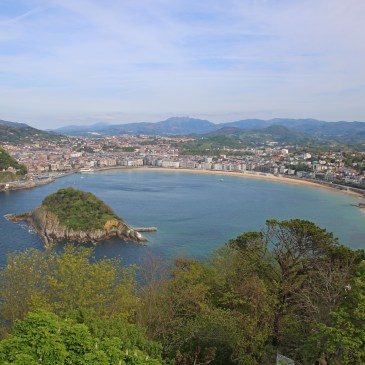 City trip to San Sebastián/Donostia over the Easter weekend!
