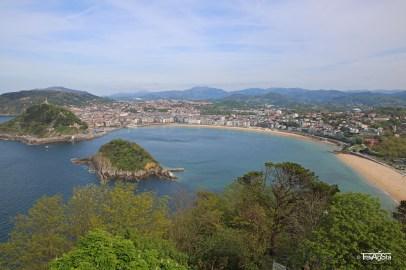 San Sebastián/ Donostia, Spain/ Basque Country