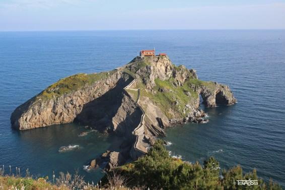 San Juan de Gaztelugatxe, Spain/ Basque Country
