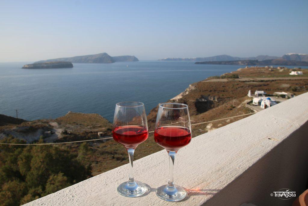 Taverna Giorgarios, Akrotiri, Santorini, Greece