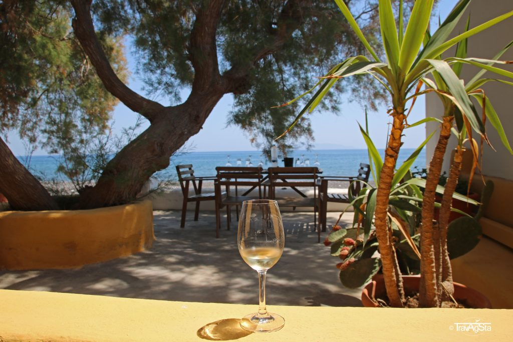 Gaia Wines, Santorini, Greece