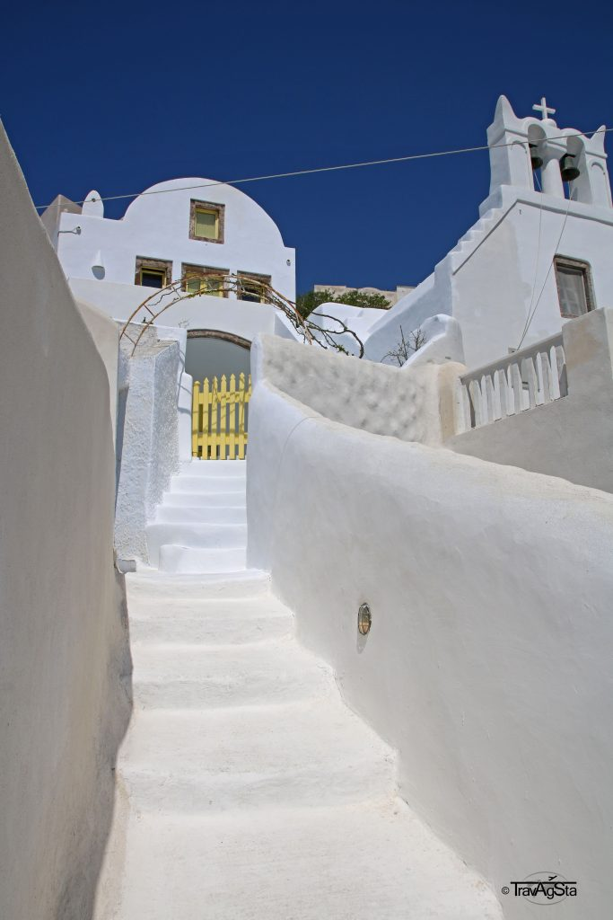 Pyrgos, Santorini, Greece