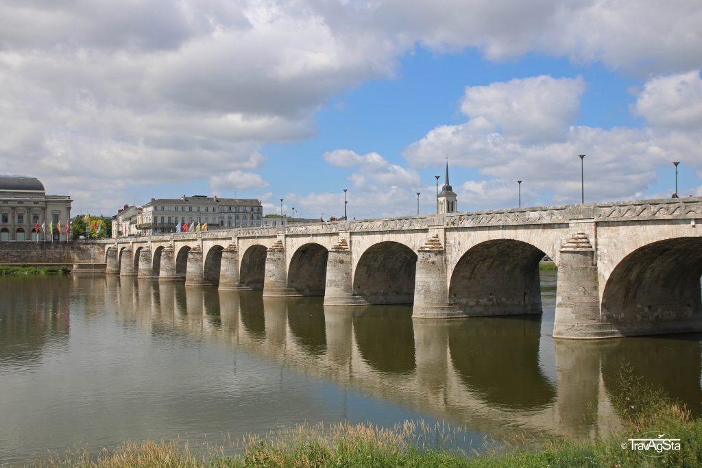 Saumur, Loire Valley, France