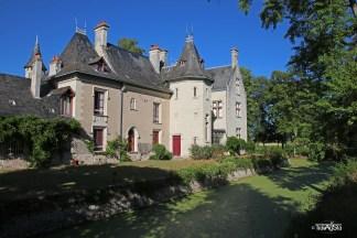 Château de Nazé, Loire Valley, France