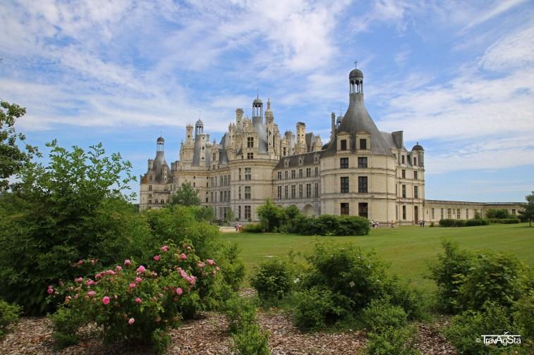 Château de Chambord, Loire Valley, France