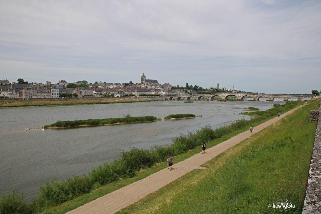 Blois, Loire Valley, France