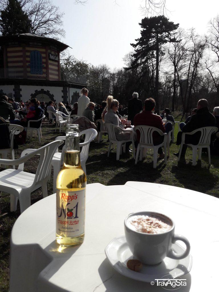 Park Café, Frankfurt, Germany