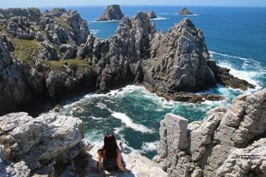 Pointe de Penhir,Brittany, France