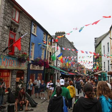 Ireland Road Trip: Galway, Cliffs of Moher, Connemara!