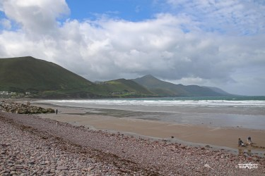 Rossbeigh Beach, Ring of Kerry, Ireland