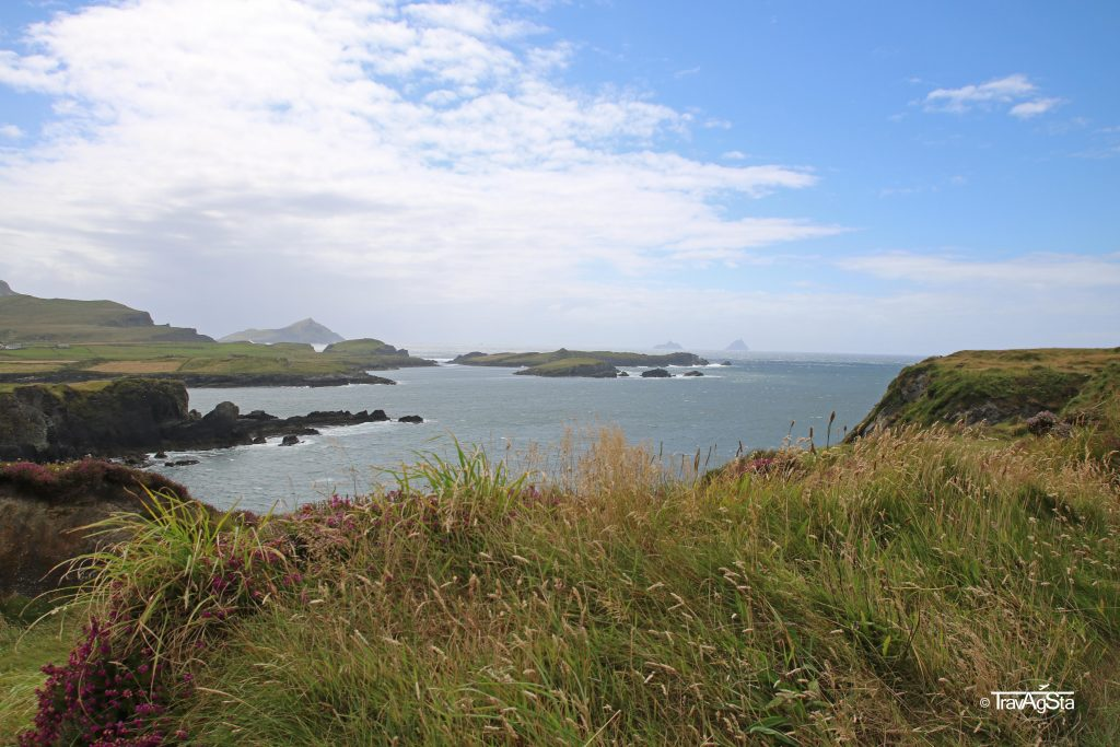 Foilhommerum Bay, Valentia Island, Ring of Kerry, Ireland
