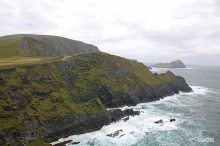 Kerry Cliffs, Skellig Ring, Ireland