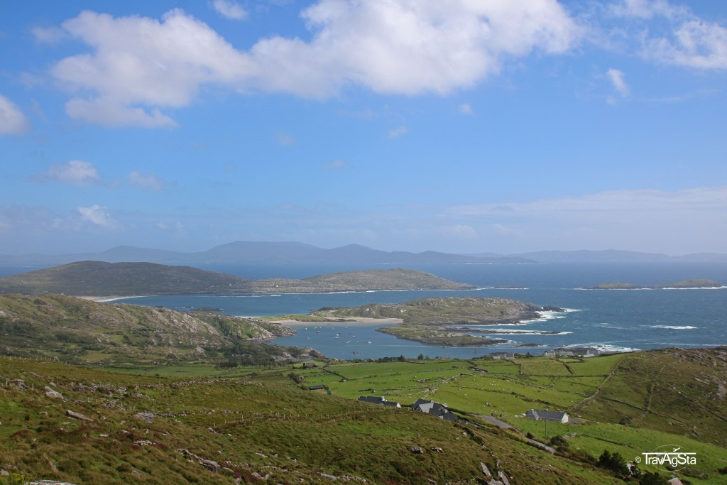 Ring of Kerry Lookout, Ireland