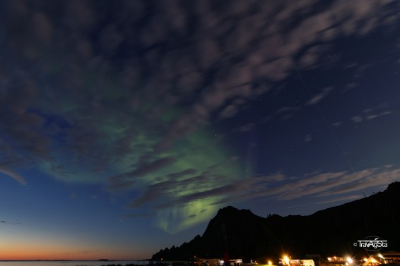 Northern Lights, Vesterålen, Norway