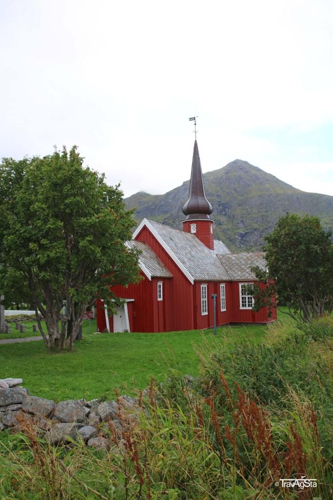 Flakstad, Lofoten, Norway