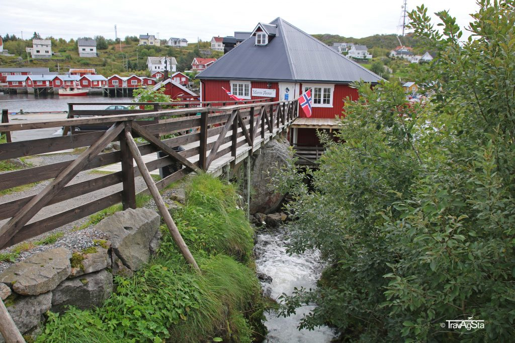 Sørvagen, Lofoten, Norway