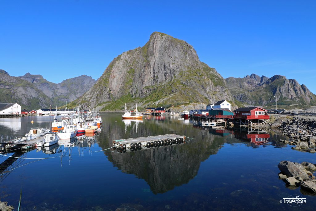 Hamnøy, Norway