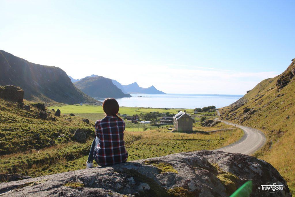 Haukland, Lofoten, Norway