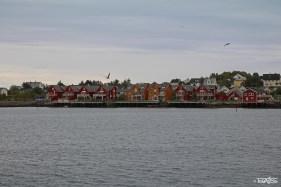 Ballstad, Lofoten, Norway