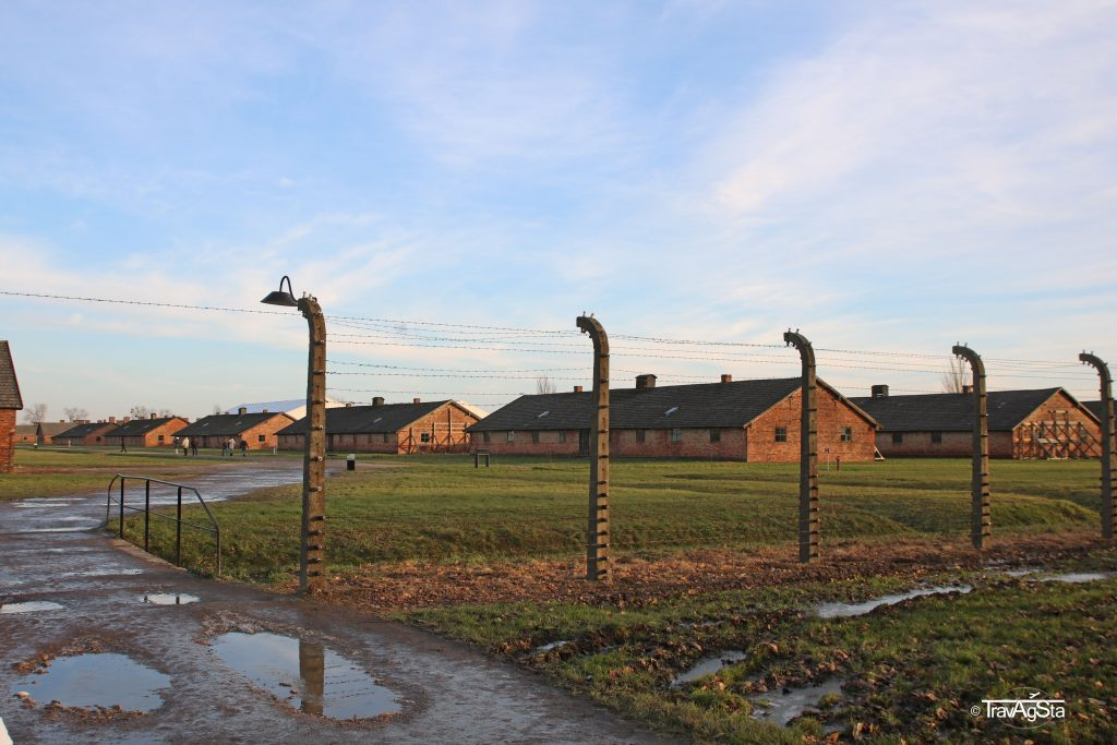 Auschwitz Memorial, Poland