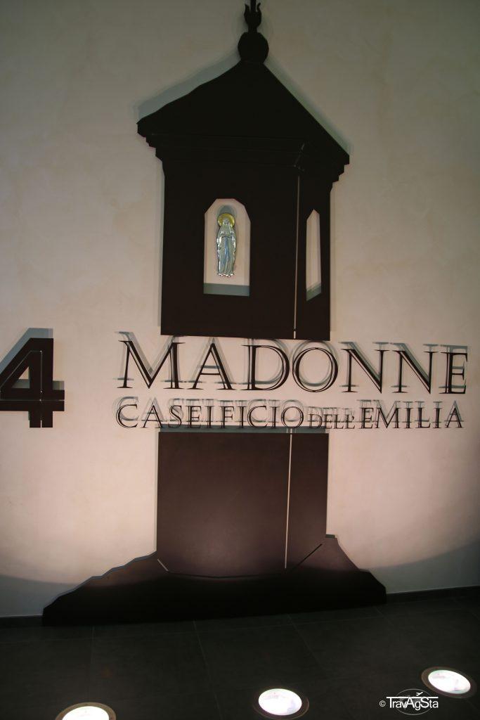 Caseficio 4 Madonne, Emilia-Romagna, Italy