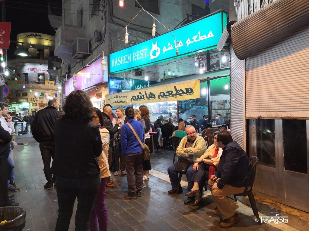 Hashem Restaurant, Amman, Jordan