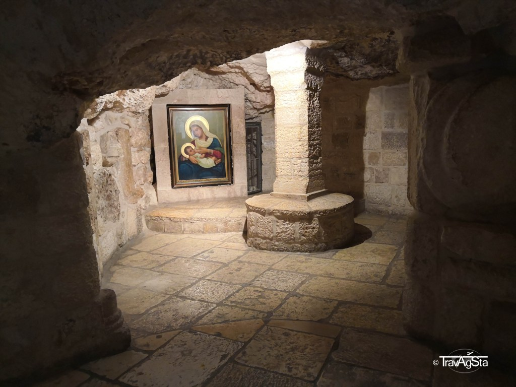 Milk Grotto, Bethlehem, West Bank