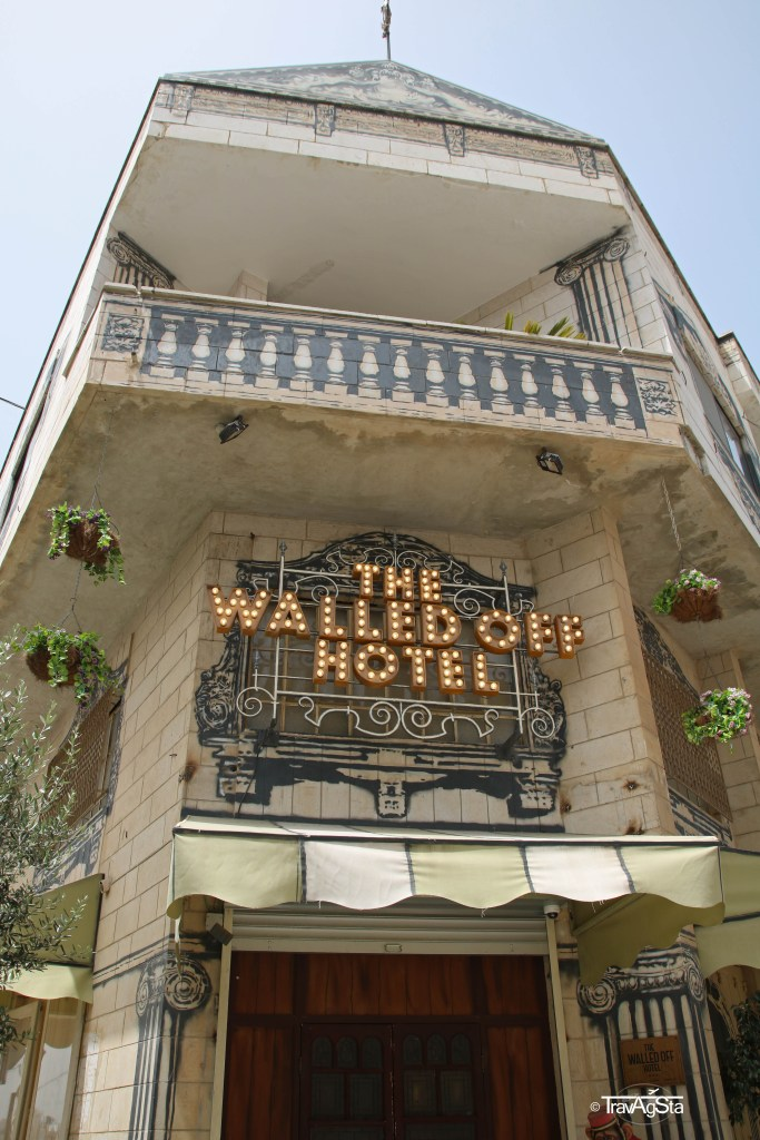 The Walled Off Hotel, Bethlehem, West Bank