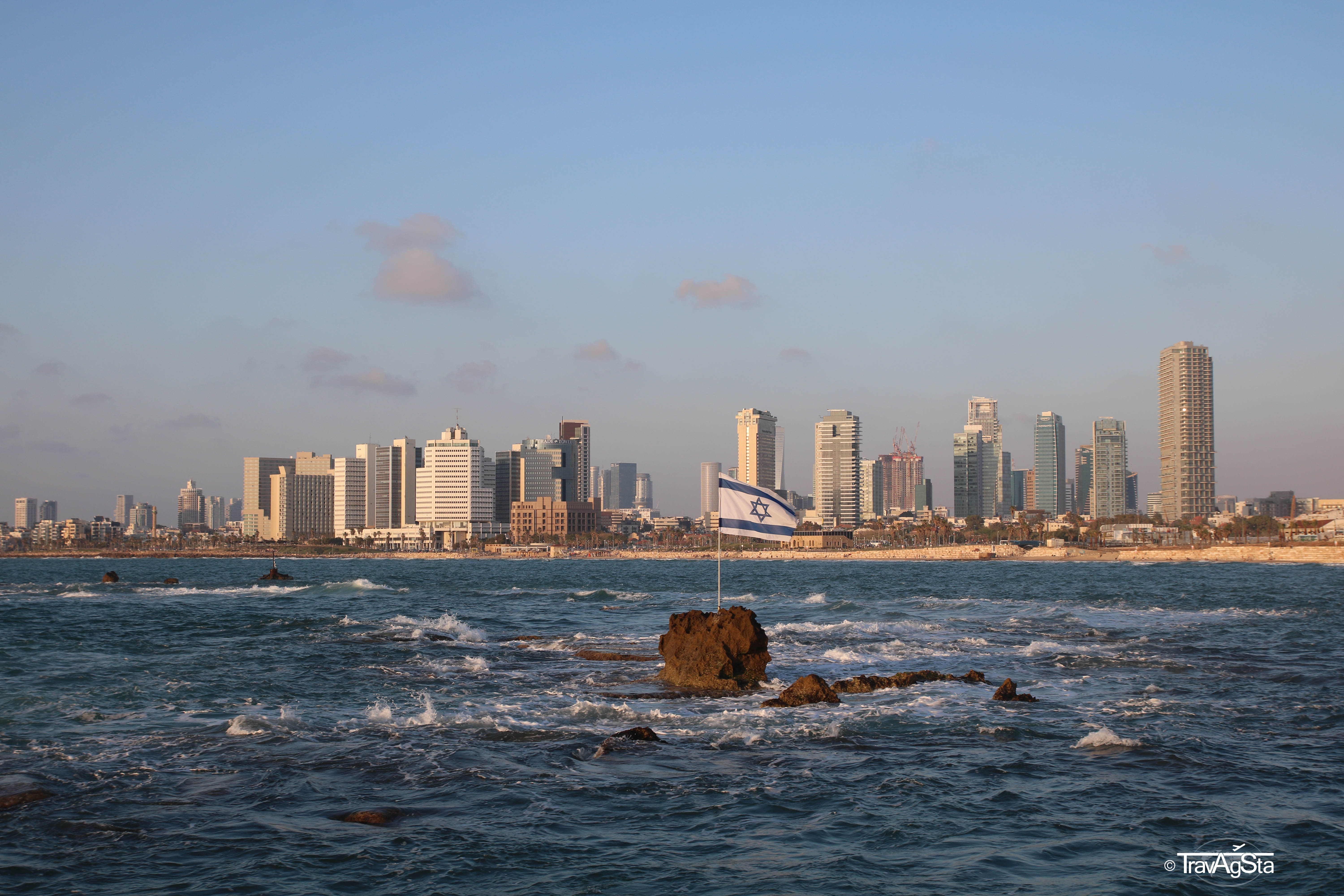 Tel Aviv, Israel: The Best City in the whole Middle East!