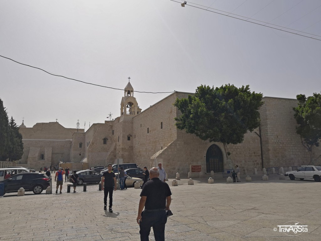 Church of Nativity, Bethlehem, West Bank