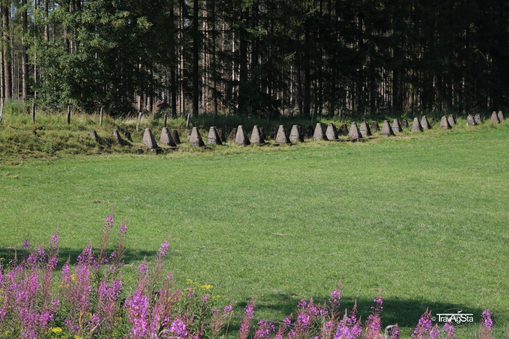 Siegfried Line, the Eifel region, Germany