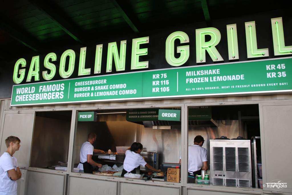 Gasoline Grill, Copenhagen, Denmark