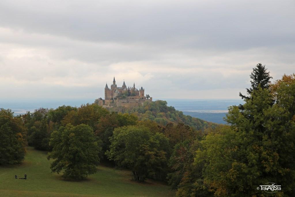Burg Hohenzollern/ Hohenzollern Castle, Baden-Württemberg, Germany