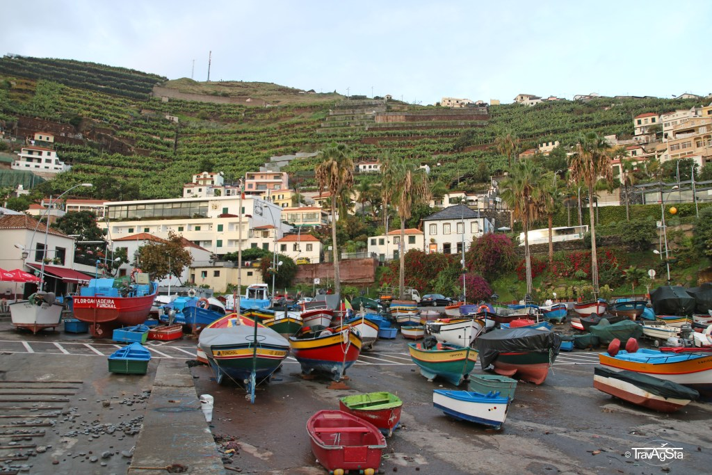 Camara do Lobos, Madeira, Portugal