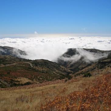 Das Inland von Madeira!