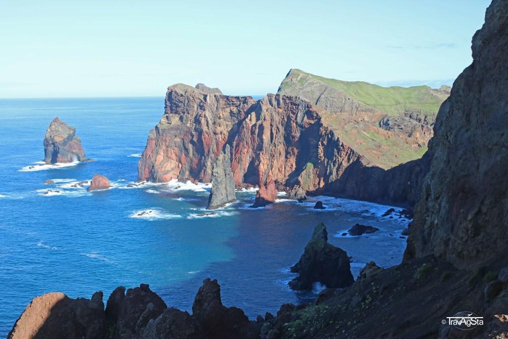 Miradouro do Ponta da Rosto, Madeira, Portugal