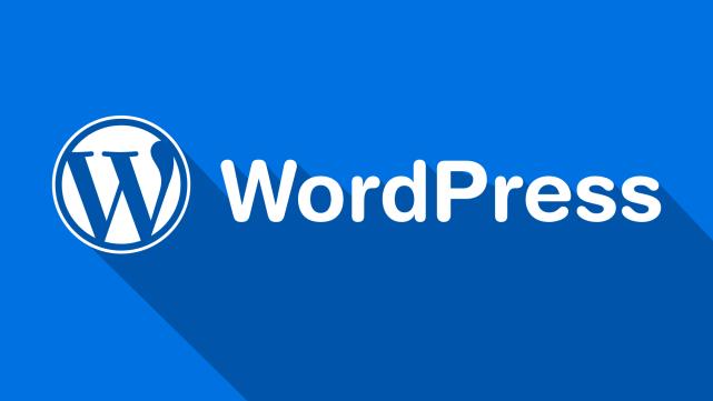 wodpress page