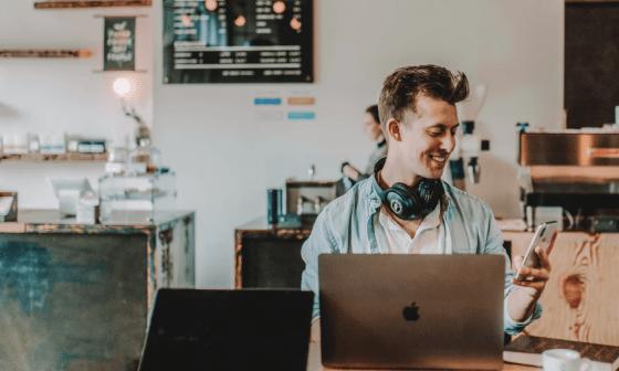 créer une entreprise en ligne sans argent